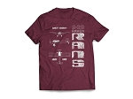 RANS® Aircraft 3-View T-Shirt, S-20