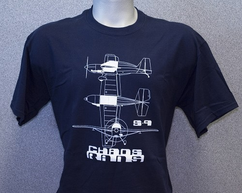 RANS® 3-View T-Shirt, S-9