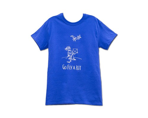 "RANS ""Go Fly A Kit"" T-Shirt"
