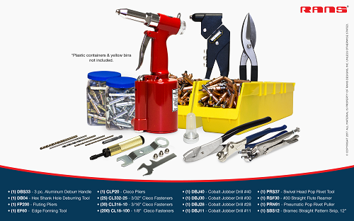 RANS Aircraft Tool Kit